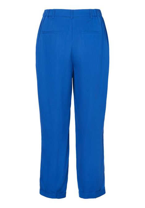 VMGILLY AGNES ANCLE PAN VERO MODA | Trousers | 10199323KMAZARINE BLUE