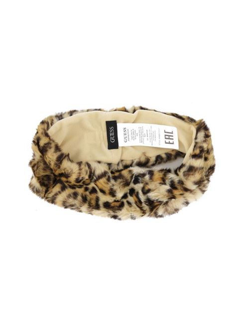 GUESS |  | AW8260WOL01LEOPARDATO