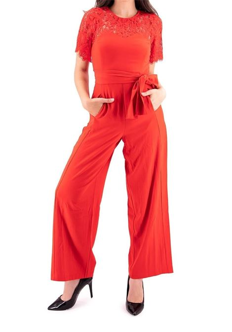 RANDI OVERALL GUESS GUESS | Jumpsuit | W93K71W8UO0G5A6