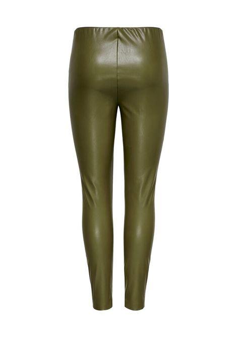 ONLVIVI FAUX LEATHER LEGGING ONLY | Pantaloni | 15168108BEECH