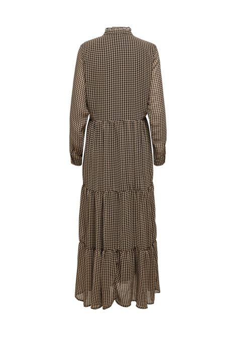 ONLDAPHINE LS ANCEL SHIRT DRESS WVN ONLY | Abito | 15186508ALMONDINE