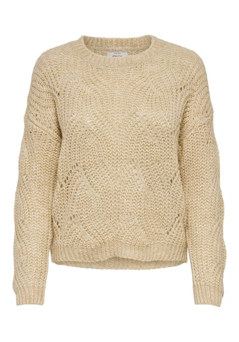ONLHAVANA LS PULLOVER KNIT NOOS ONLY | Jersey | 15187600PUMICE STONE