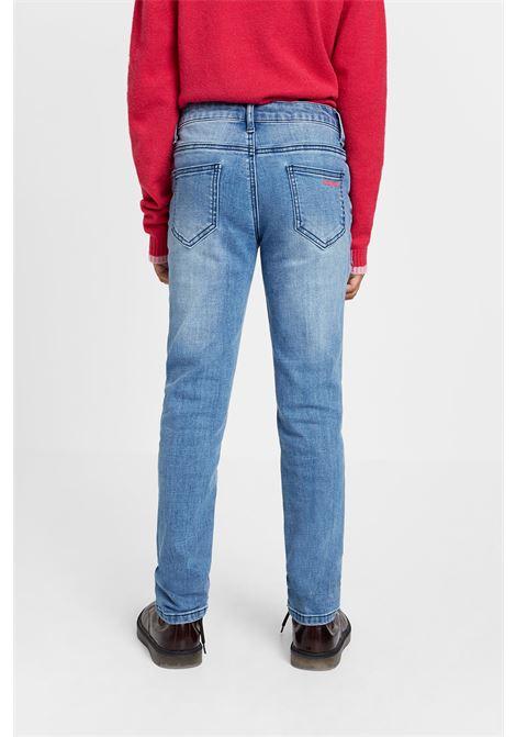 DESIGUAL | Trousers | 20WGDD095053