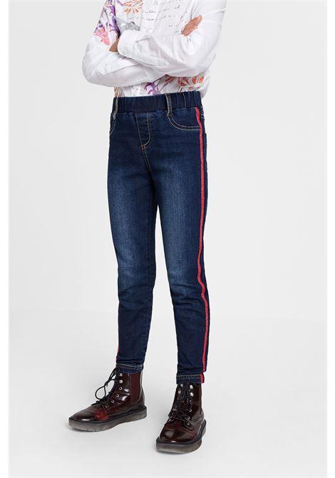 DESIGUAL | Trousers | 20WGDK015008