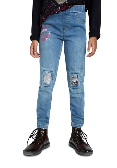 DESIGUAL | Trousers | 20WGDK025053