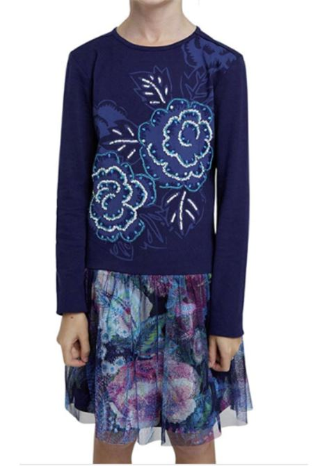 VEST CHIHUAHUA DESIGUAL | Dress | 20WGVK115000