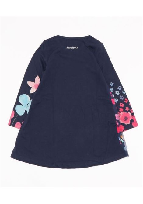 VEST FLORECILLAS DESIGUAL | Dress | 20WGVK705000