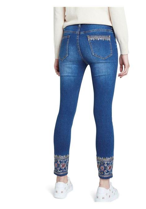 DESIGUAL | Trousers | 20WWDD555008