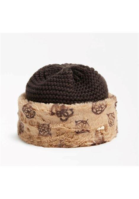 CAP GUESS | Hat | AW8522WOL01BRO