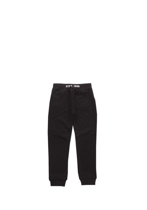SWEAT PANTS UNISEXS GUESS | Pantaloni | H0YQ00K7EX0JBLK