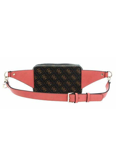 CAMY BELT BAG GUESS | Marsupio | HWSG774180BROWN