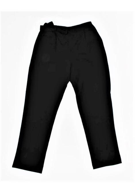 LIGHT CANVAS LONG PANT GUESS | Pantaloni | J0BB05WDDL0JBLK