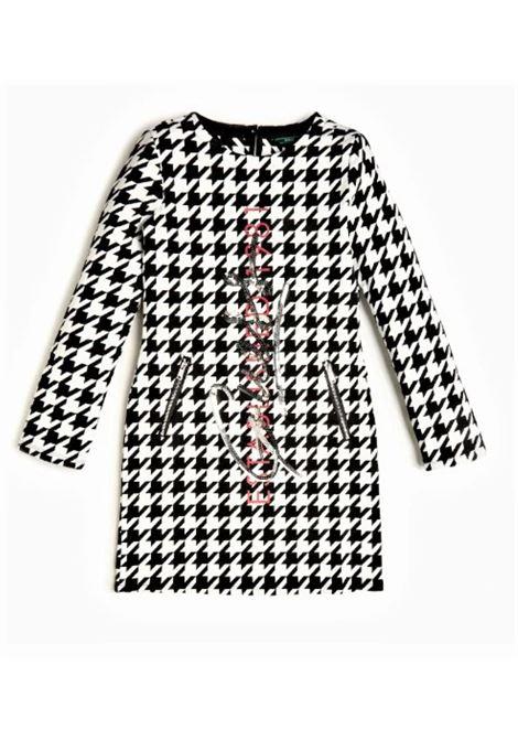 SS SWEATER DRESS GUESS | Dress | J0BK14K9HN0FBA9