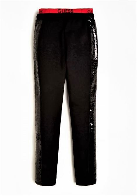 SCUBA ACTIVE PANTS GUESS | Pantaloni | J0BQ13K7UW0JBLK