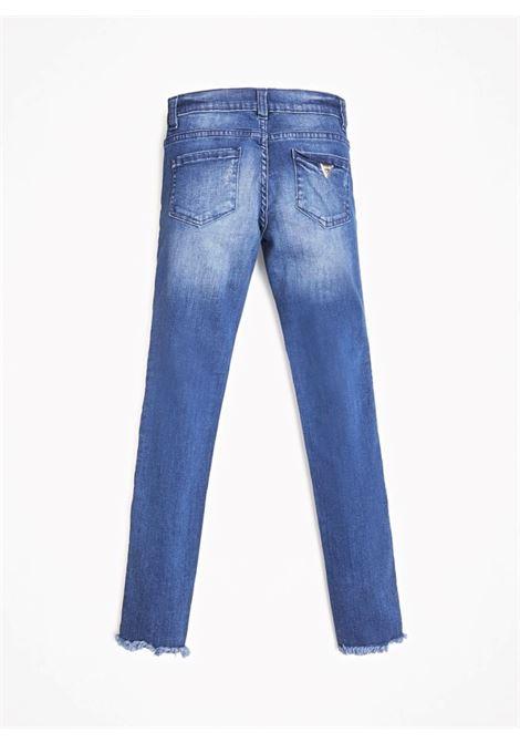 STRECH DENIM SKINNY GUESS | Jeans | J0YA13D3UF0RKIN