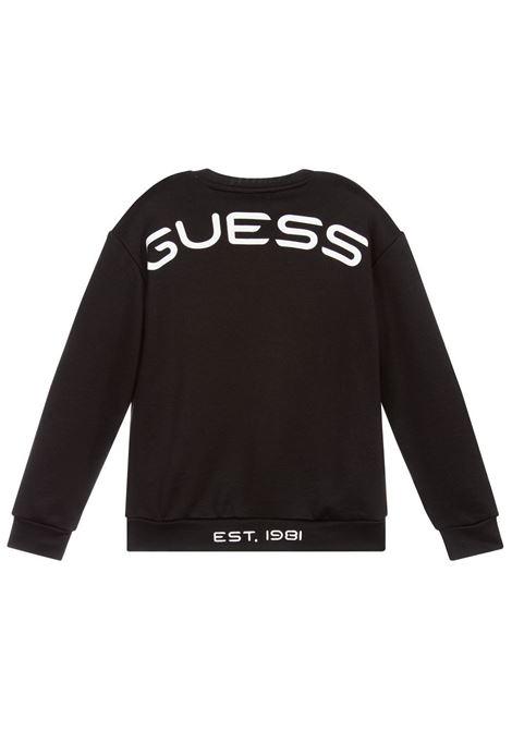 LS SWEATSHIRT GUESS | Jersey | J0YQ16K7EX0JBLK