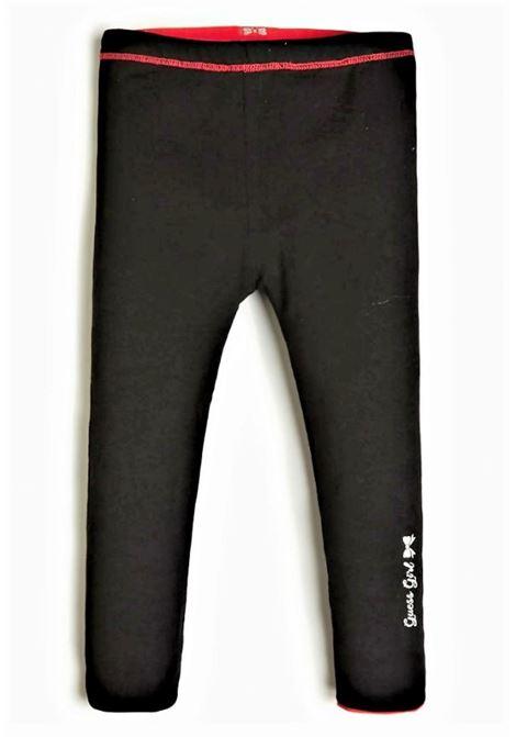 LEGGINGS REVERSIBLE GUESS | Trousers | K0BB04J1300JBLK