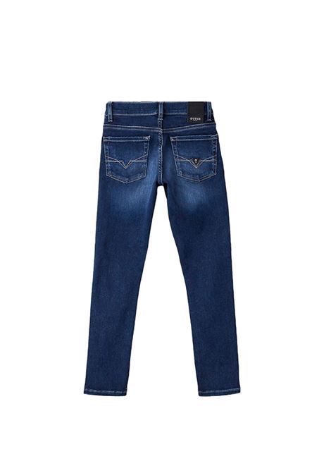 DENIM SKINNY PANTS GUESS | Pantaloni | L0YA11D2R70SFPS