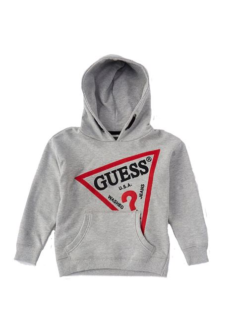 OVERSIZE HOODED ACTIVE GUESS | Jersey | L93Q09K8D80LHY