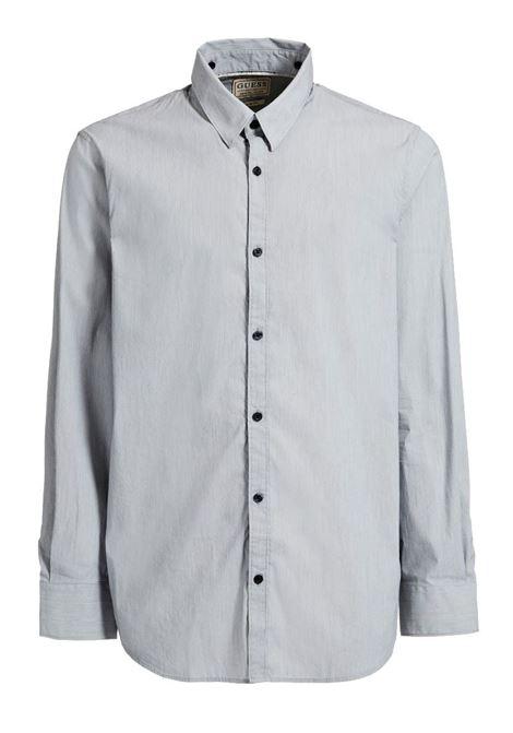 LS SUNSET SHIRT GUESS | Shirt | M0BH20WDBR0SBH9