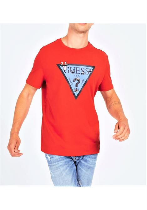 MONSTER TRIANGLE GUESS | Jersey | M0YI51I3Z00TLRD