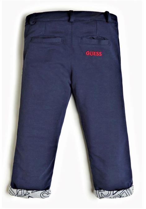 LONG PANTS GUESS | Pantaloni | N0BB03K9Q90DEKB