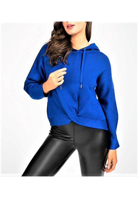 MABEL HOODIE SWEATER GUESS | Maglia | W0BR63Z26I0G7N9