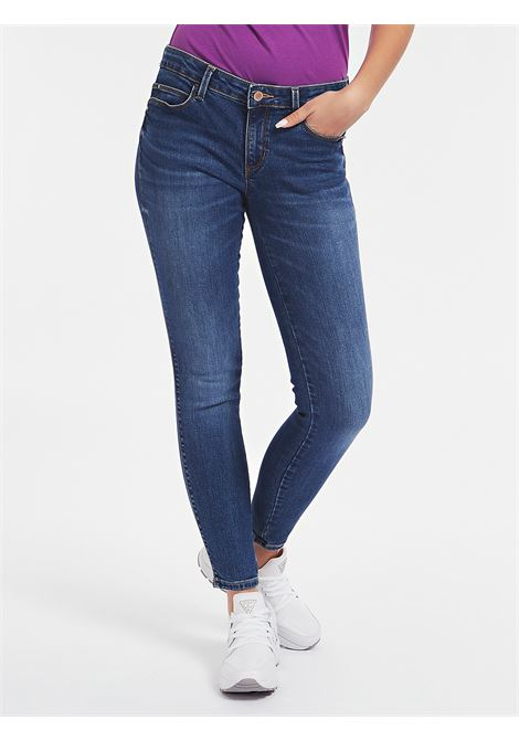 CURVE X GUESS | Jeans | W0YAJ2D4484SHEF