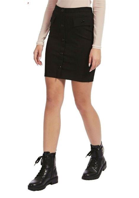 GUESS | Skirt | W0YD76K8RN0JBLK