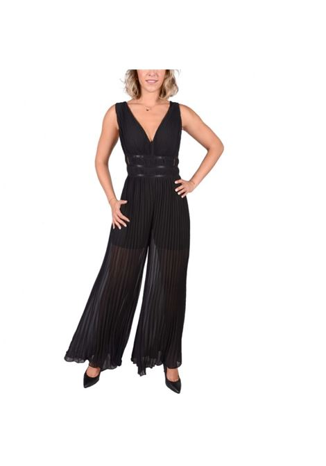 LANA OVERALL GUESS | Jumpsuit | W0YK0BWAFB0JBLK