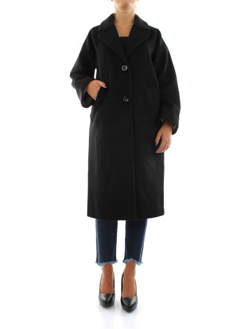 ONLVAL 7-8 SLEEVE LONG WOOD ONLY | Cappotto | 15208444BLACK