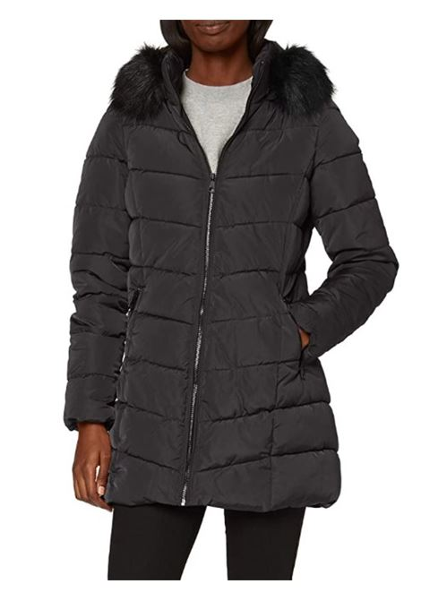 ONLNEWMINEA QUILTED FUR HO ONLY | Giubbino | 152116486BLACK