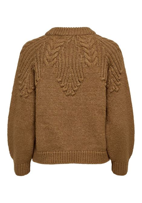ONLGILIANLS PULLOVER ONLY   Maglia   15214687TOASTED COCONUT