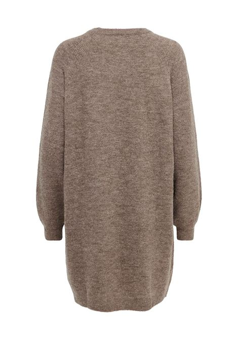 ONLJANNY LS DRESS BF KNIT ONLY | Dress | 15214818BROWNIE