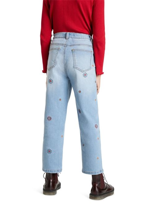DESIGUAL | Trousers | 21WGDD015007