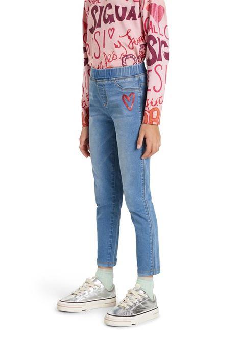 DESIGUAL | Trousers | 21WGKK035034