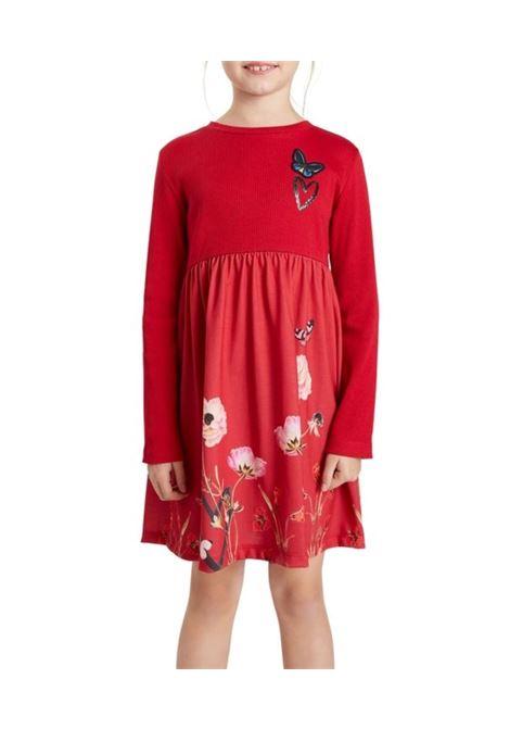 VEST ARIADNA DESIGUAL | Dress | 21WGVK173154