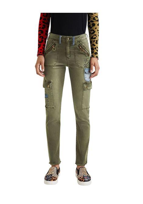 DESIGUAL | Trousers | 21WWPN114092
