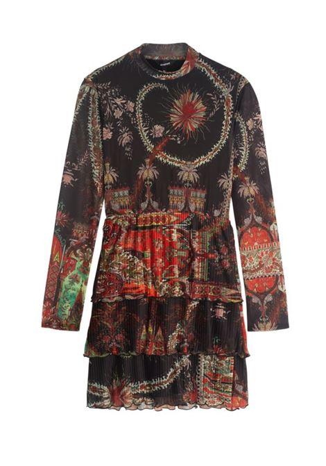 VEST BERLIN DESIGUAL | Dress | 21WWVK657003