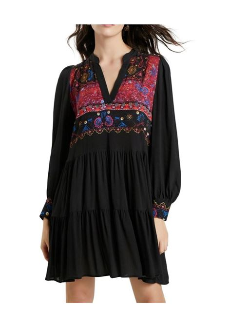 VEST-SOLSONA DESIGUAL | Dress | 21WWVW492000