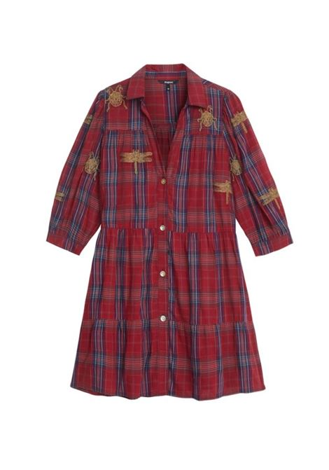 VEST DORA MAR DESIGUAL | Dress | 21WWVW773036