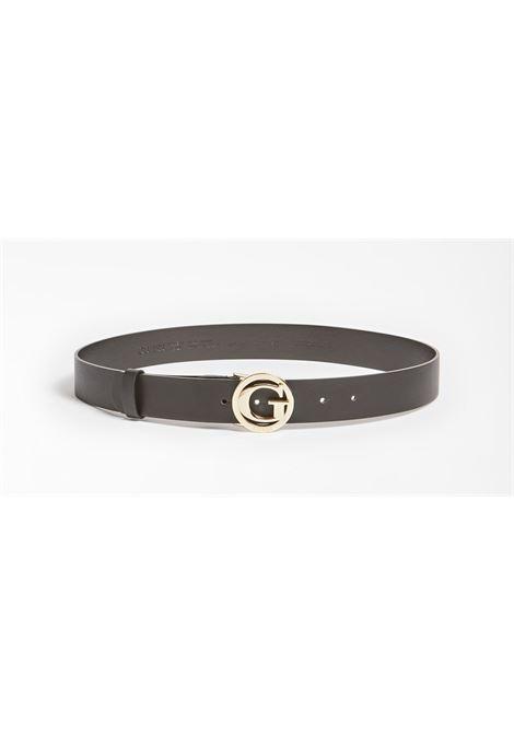 HEYDEN ADJUSTABLE PANT BELT GUESS | Belt | BW7494VIN35BLA
