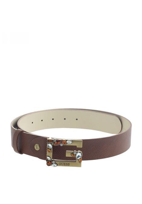 ADJUSTABLE PANT BELT GUESS | Cintura | BW7510VIN40CBZ