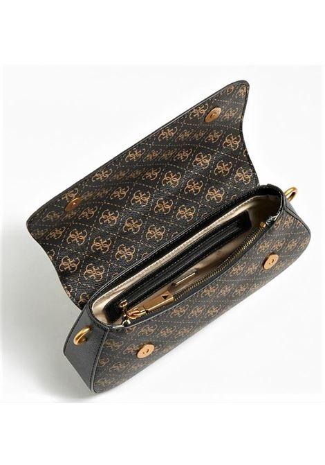 CORDELIA LOGO FLAP GUESS | Bag | HWQB8377190BNL