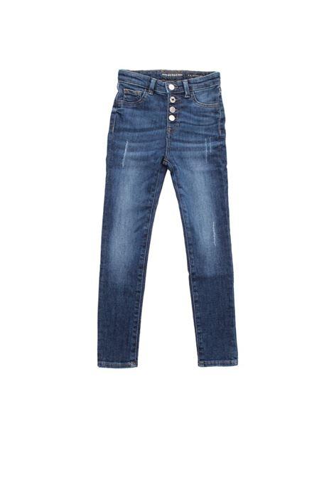 DENIM HW SKINNY W GUESS | Trousers | J1YA07D46Q0KORN