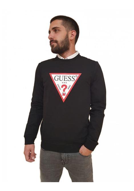 GUESS | Jersey | M1RQ37K6ZS1JBLK