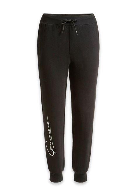 ALEXANDRA LONG PANT GUESS | Pantaloni | O1BA11KAOR1JBLK