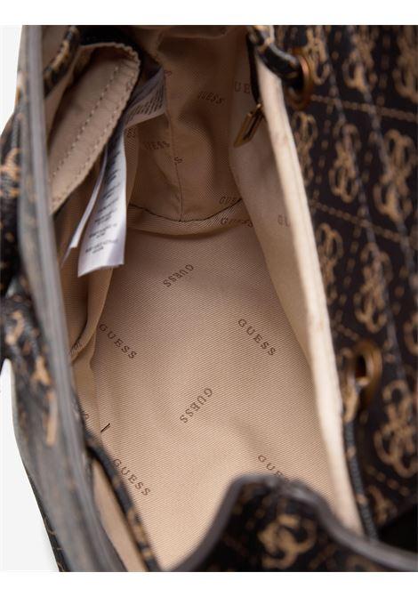 CORDELIA LOGO FLAP GUESS | Backpack | QB8377310BNL