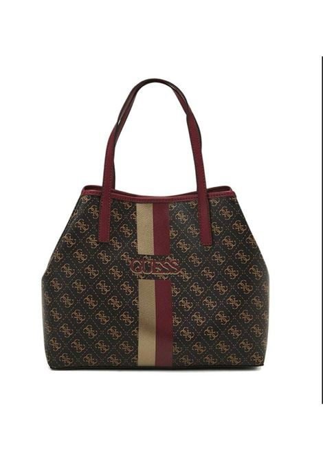 GUESS | Bag | QS699523MERLOTBROW