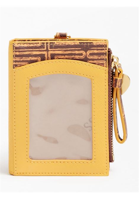 CARD CASE KEYRING GUESS | Portafogli | RW7393P1401BOC